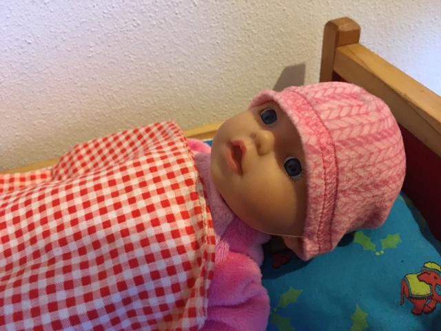 Schlaf Kindlein schlaf… aberWo?