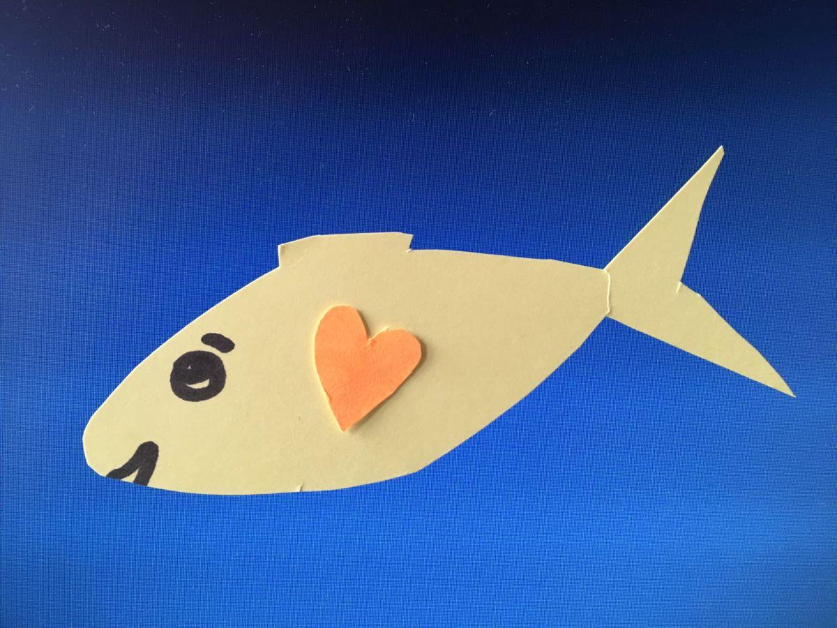 Der Beziehungsfisch