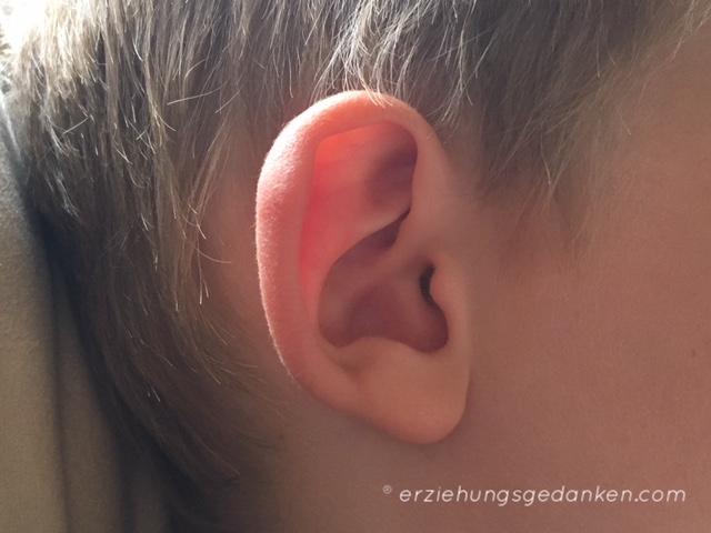 Schenkt mir dein Ohr – einmal anders😉