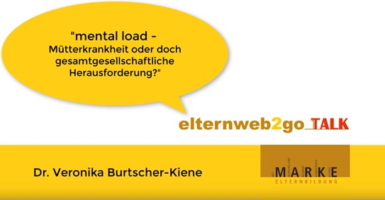 elternweb2go_Talk – Mental load